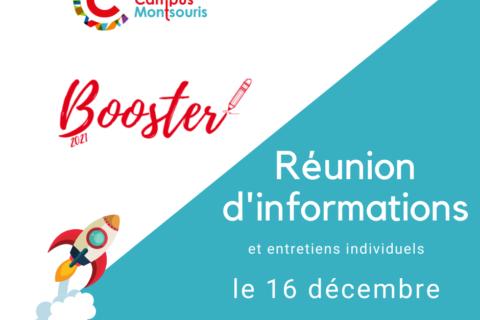 Participez au programme Booster pour préparer un bac pro en alternance à la rentrée 2021