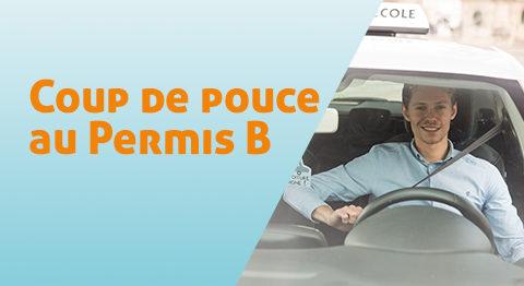 Le permis B à 139€ avec le Campus Montsouris