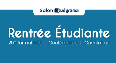 04/09 Le Campus Montsouris au Salon Studyrama de la Rentrée étudiante