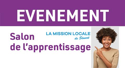 23/09 RDV au Salon de l'apprentissage du Grand Paris Sud